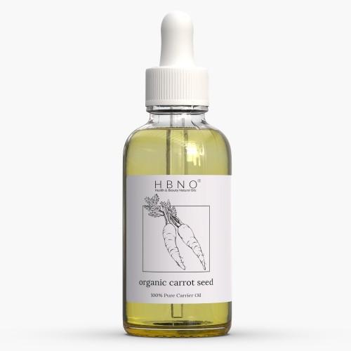Carrot Seed Oil, Organic