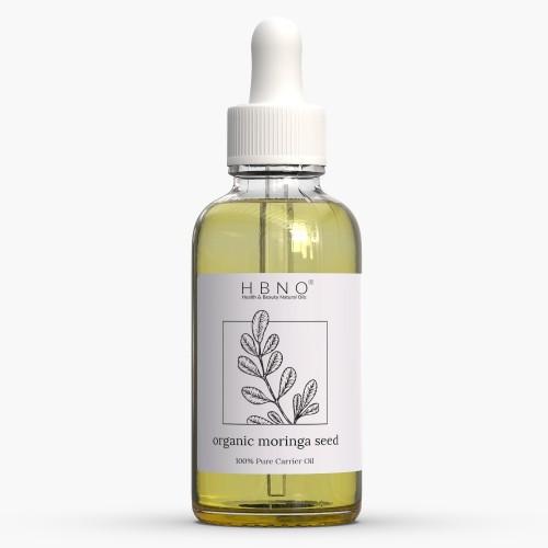 Moringa Seed Oil, Organic