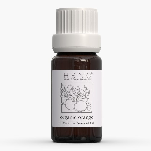 Orange Essential Oil, Organic