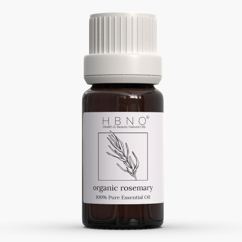 Rosemary Essential Oil, Organic