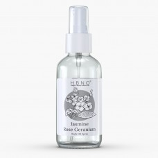 Jasmine Rose Geranium Body Oil Spray