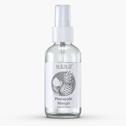 Pineapple Mango Body Oil Spray