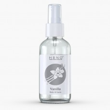 Vanilla Body Oil Spray